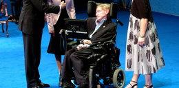 Fotel Stephena Hawkinga na sprzedaż!