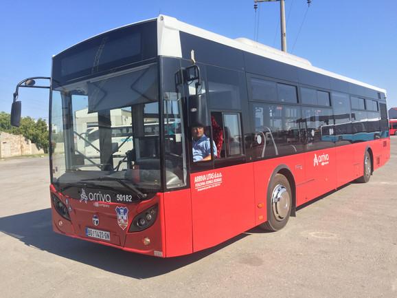 Novi autobusi saobraćaće na 10 linija