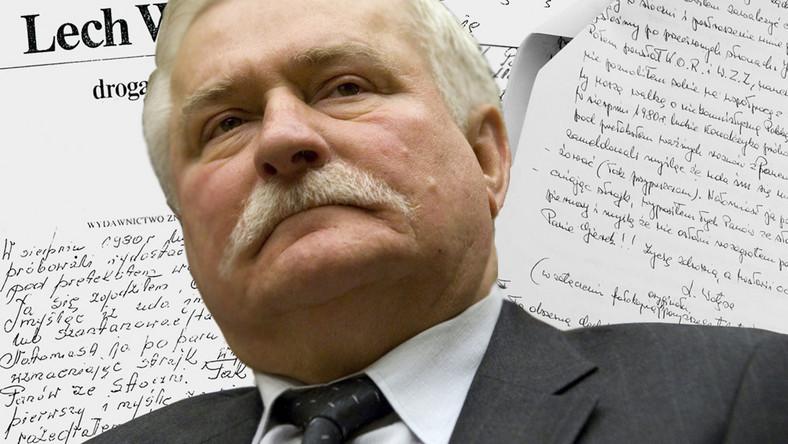 Lech Wałęsa w czerwcu 1992 roku starał się dotrzeć do rękopisu, w którym przedstawił swoje kontakty z SB w latach 70.