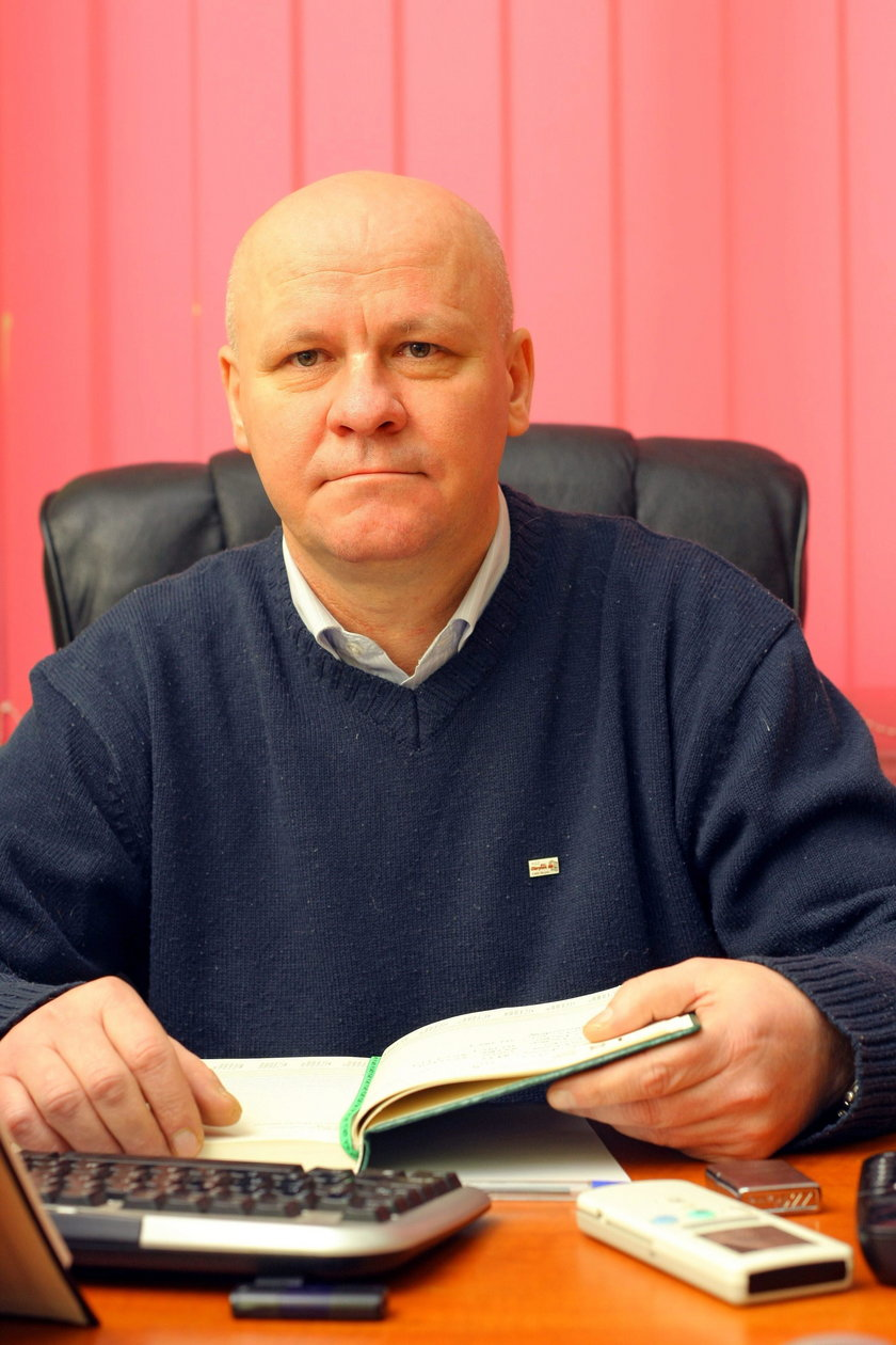Szczepan Kasiński, szef Sierpnia 80 w KWK Wujek