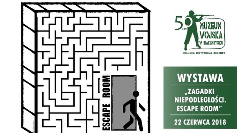Escape room w Muzeum Wojska w Białymstoku