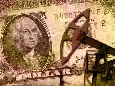 Słaby dolar sprzyja wzrostom cen ropy naftowej