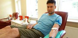 Oddaj krew i uratuj komuś życie!