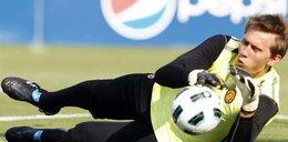 Kuszczak wylatuje z Manchesteru Utd.