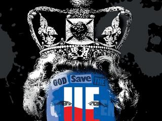god save the queen/ue piotr chatkowski