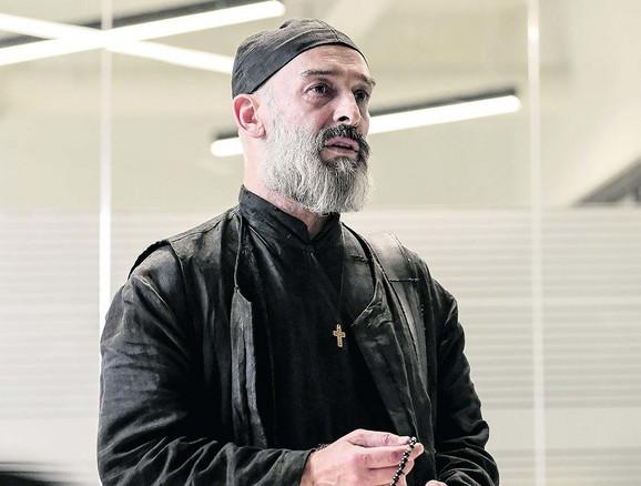 Proslavljeni makedonski glumac Toni Mihajlovski igraće monaha Tihona