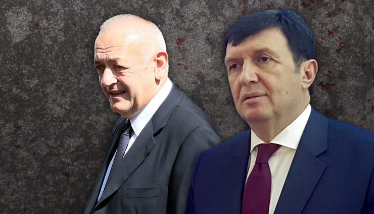 bulatovic jovanovic RAS MSP RS, Goran Srdanov