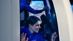 New Shepard - Blue Origin zaprezentował nową kapsułę