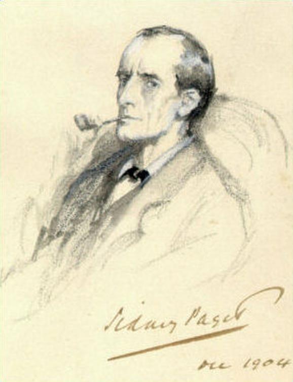 Šerlok Holms - ilustracija