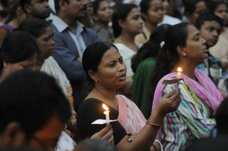 Indie: Marsze milczenia bronią w wojnie kast [REPORTAŻ]