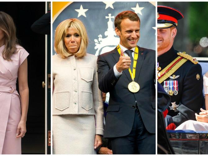 Važe za modne ikone, ali u važnim prilikama rade ISTU STVAR: Svet ima PODSMEŠLJIVO IME za ovu boju, a evo šta njom ZAISTA PORUČUJU