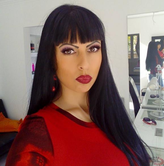 Fotografija koju je objavila nakon ubistva