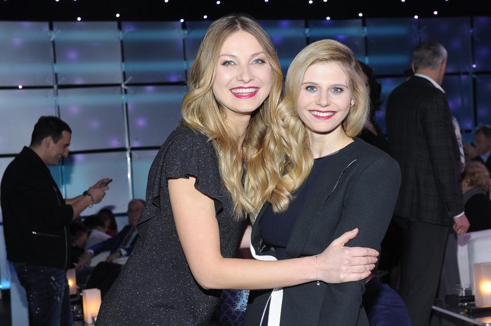 Joanna Moro i Izabela Zwierzyńska