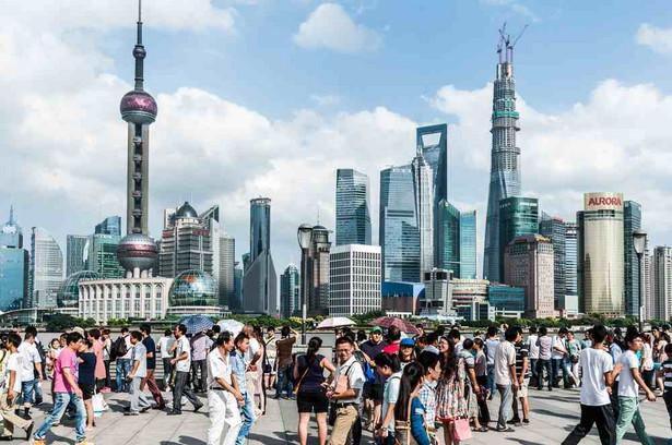 Chiny, Szanghaj, Fot. BassKwong / Shutterstock.com