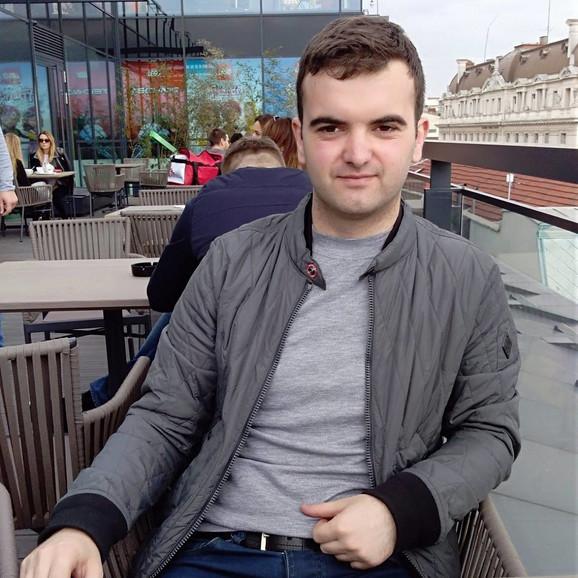 Žrtva: Marko Radović (24)