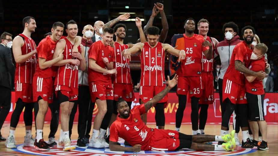 Bayern Monachium po awansie do ćwierćfinału Euroligi