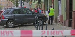 Wypadek w centrum Łodzi. Ciężko ranna kobieta