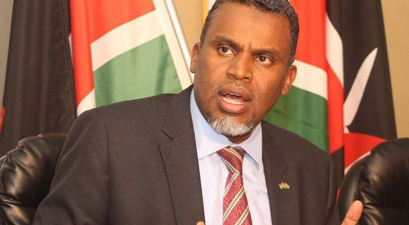6 times Noordin Haji surprised Kenyans this year
