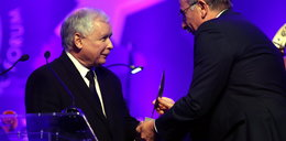 Awantura o nagrodę dla Kaczyńskiego. Kłócą się o głosy?
