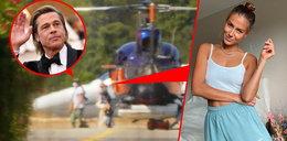 Nowe, zdumiewające fakty o polskiej dziewczynie Brada Pitta