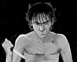 Śmierć na Kresach. Komiks 'Nie przebaczaj II'