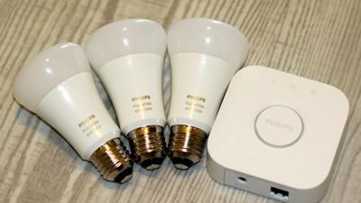 Philips Hue White & Color Ambiance Starter-Kit im Test