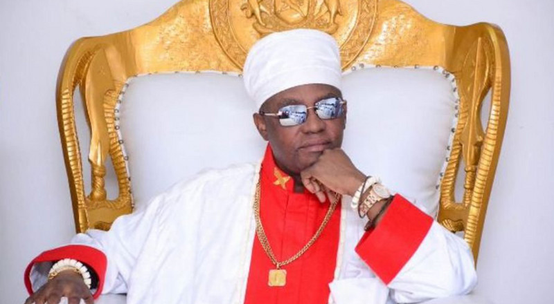 Oba of Benin cautions politicians against setting Edo on fire