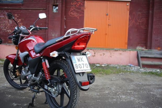 Kymco Pulsar S 125