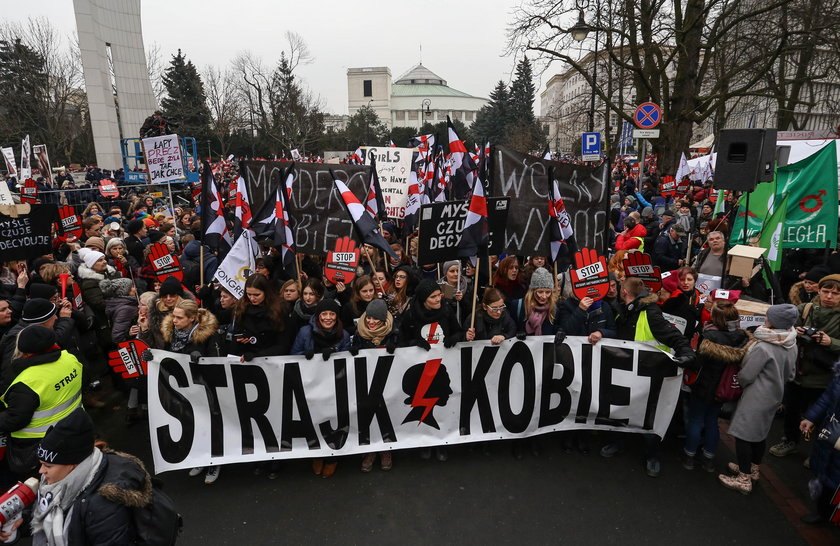 Ogólnopolski Strajk Kobiet zapowiada protest 2 lipca