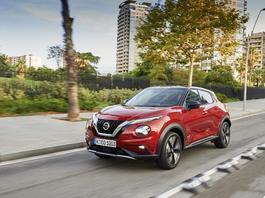 Nissan Juke - crossover na nową dekadę
