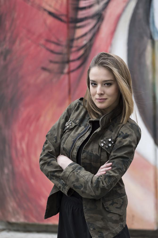 Milena Radulović uskoro putuje u Moskvu jer je dobila zapaženu ulogu u ruskom trileru