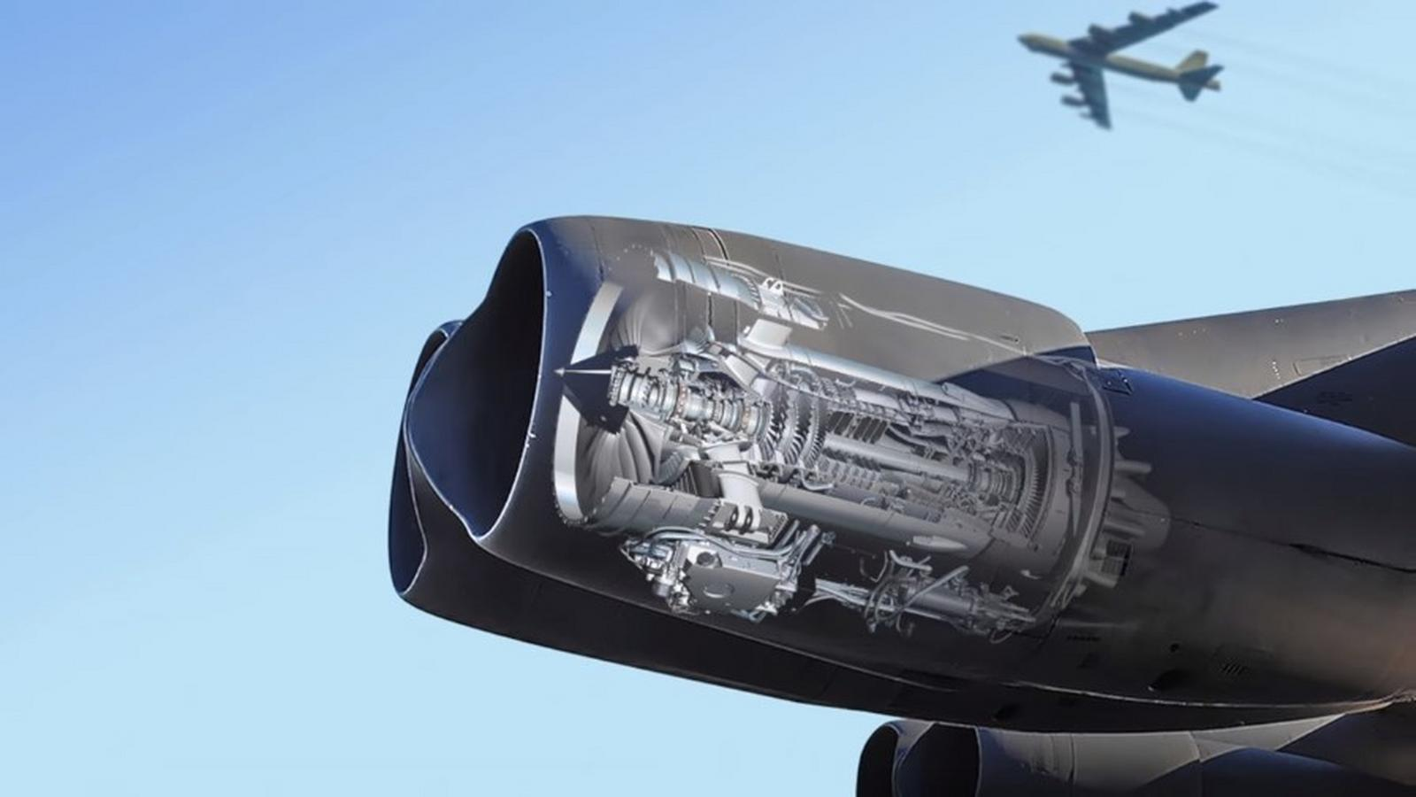 Rolls-Royce dostarczy nowe silniki do bombowców B-52. Kontrakt wart 2,6 mld dol.