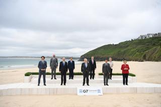 Siódemka z nowym wigorem. Dzięki Ameryce G7 znów ma coś do powiedzenia