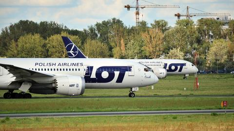 Boeing 787 Dreamliner LOT