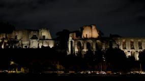 Po latach rzymski Palatyn jest znów oświetlony