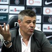 """""""OSETIO SAM PONIŽENJE!"""" Milošević razmišljao o odlasku iz Partizana, rešio da se ipak BORI: Stavili smo sebi MAČ iznad glave!"""