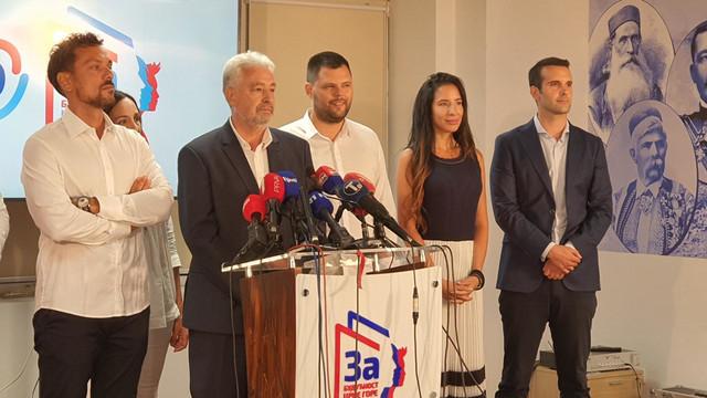 """Koalicija """"Za budućnost Crne Gore"""""""