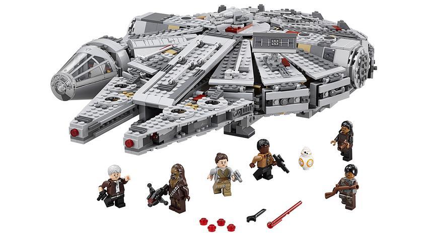 700 Zł Za Klocki Ile Kosztują Zabawki Z Gwiezdnych Wojen