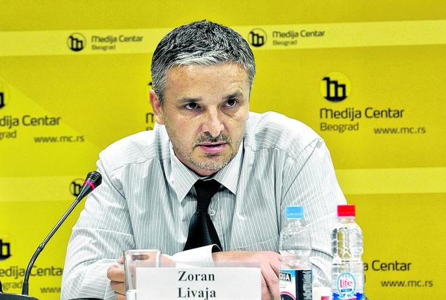 Zoran Livaja, vlasnik firme