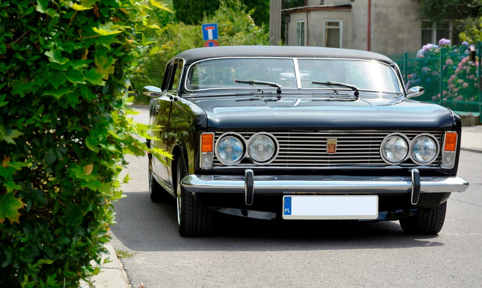 Fiat 125p Coupe