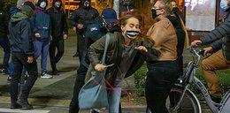 Strajk kobiet. Podczas protestów doszło do ataków na manifestantów