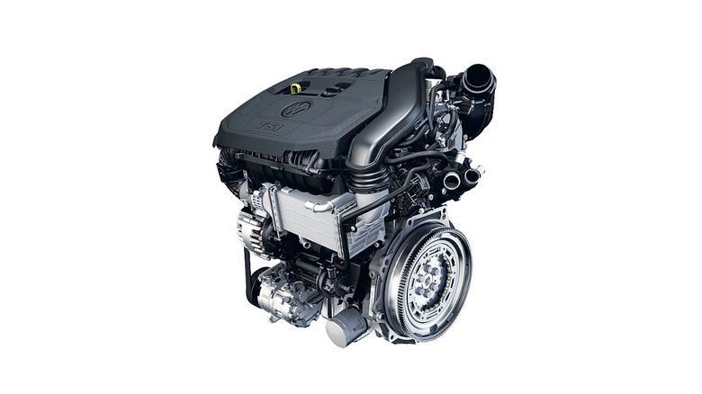 Silnik 1.5 TSI