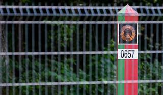 Granica polsko-białoruska: Pełnomocnicy Afgańczyków zawróceni przez policję