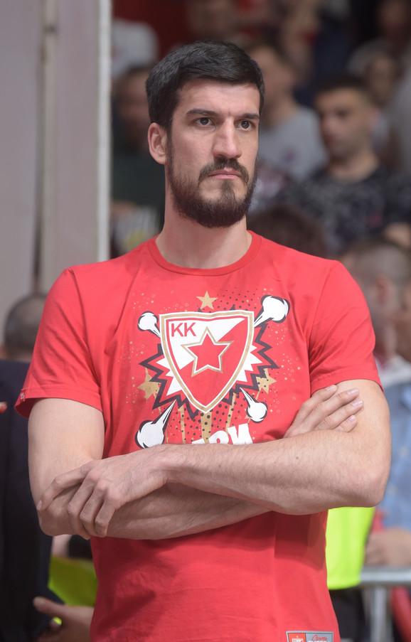 Zlatni univerzitetski košarkaš iz 2009. godine Marko Kešelj