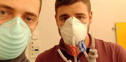 Zrobili to, żeby ratować zakażonych koronawirusem. Teraz grożą im pozwem