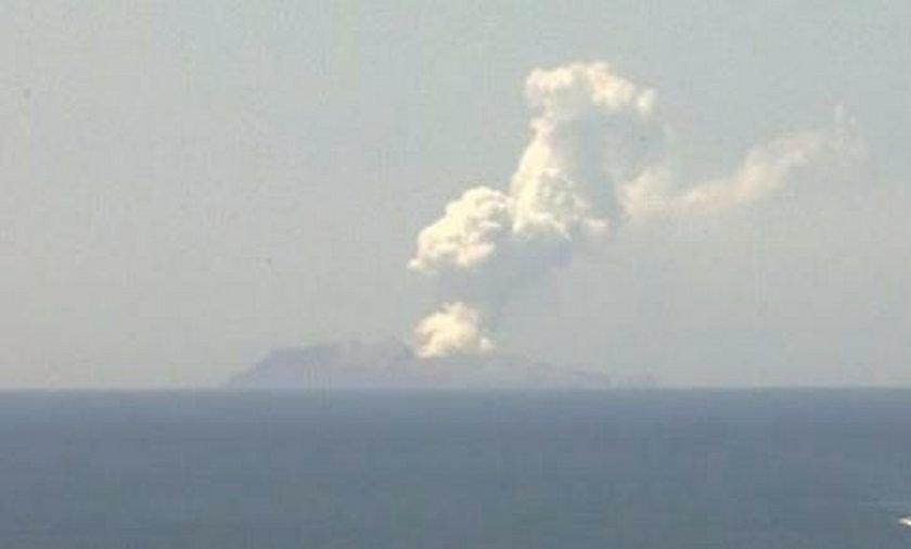 Dramat po wybuchu wulkanu. Wiele ofiar