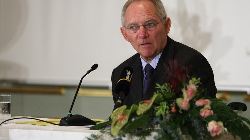 Wolfgang Schäuble /Fotó: GETTY IMAGES