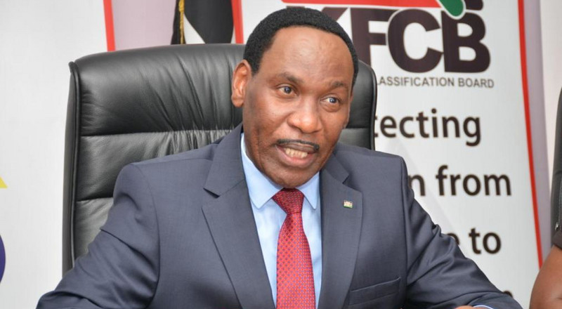 A lockdown is a bad idea – Ezekiel Mutua