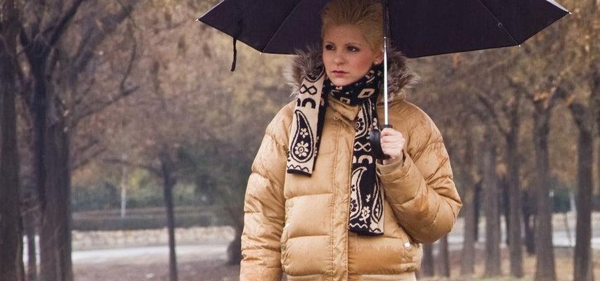 Pogoda na środę. Będzie deszczowo i wietrznie. W górach spadnie śnieg