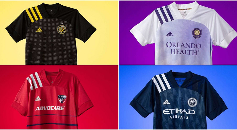 RANKED: From minimalist masterpieces, to gaudy eyesores, every MLS team's new jersey for the 2020 season